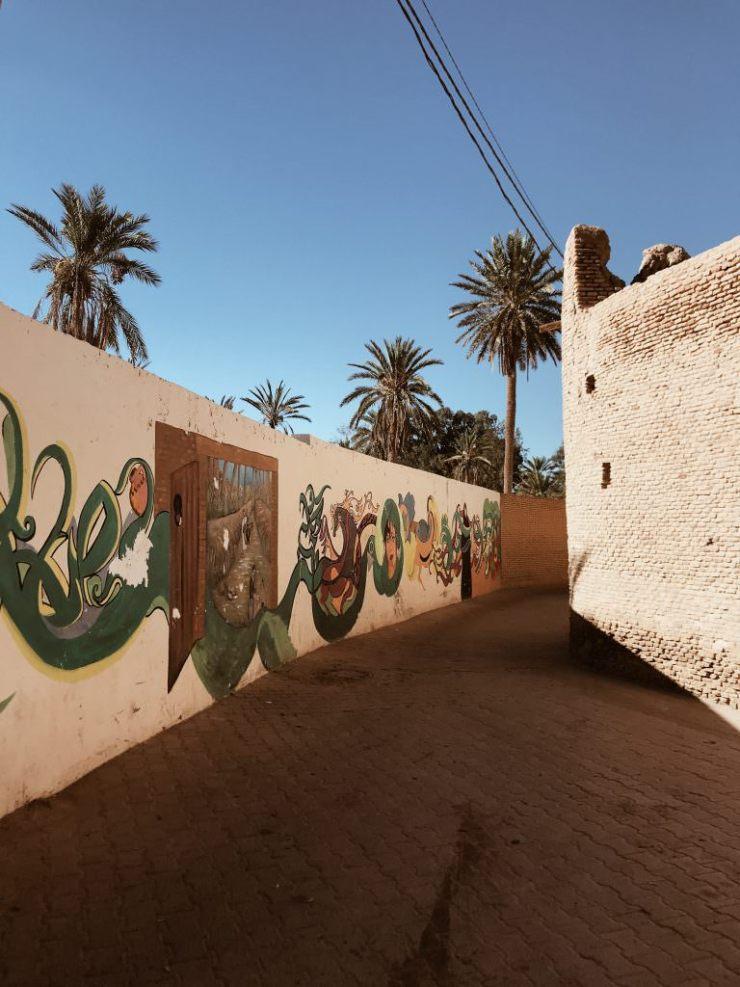 Vieille ville tozeur tunisie