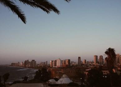 Tel Aviv - Sunset