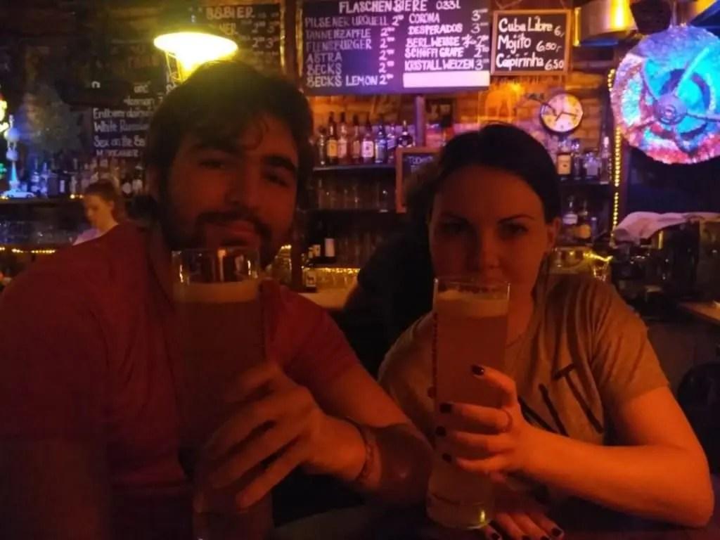 Boa Lingua GLS Berlin beer