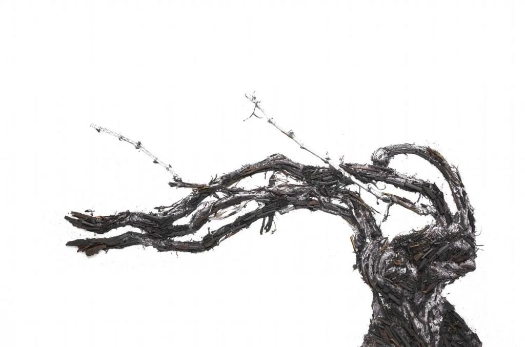 vik muniz shared roots