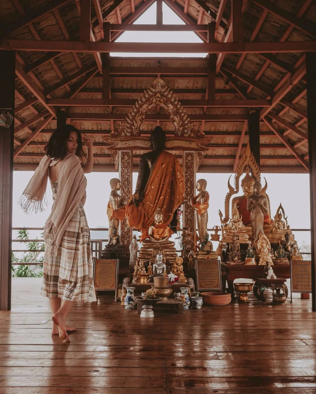 Wat Chalermprakiat thailand