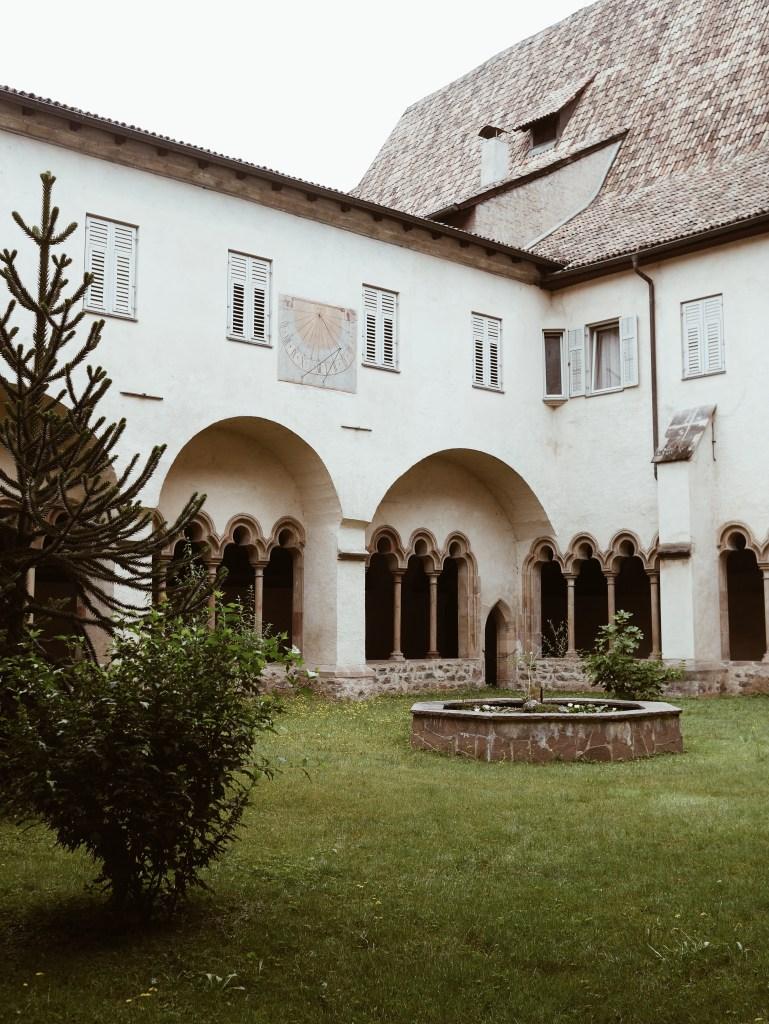 Bolzano_couvent- Sud du Tyrol