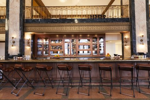 Bar at Noelle Hotel Nashville