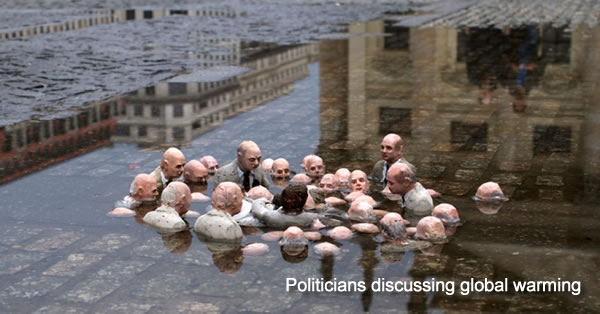 Climate change talks