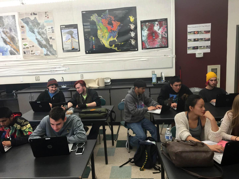 Guest Column By Cassondra Rocha Students Gain Interest In