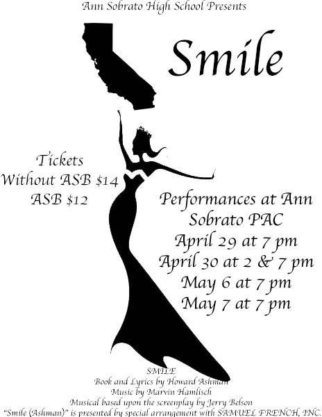Entertainment: Musical comedy 'Smile' set around beauty