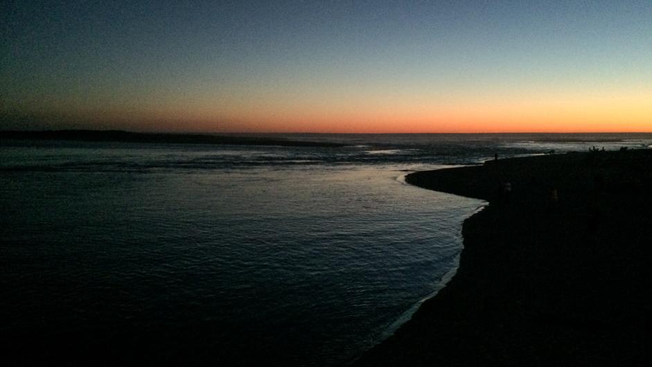 lifesavers-sunset