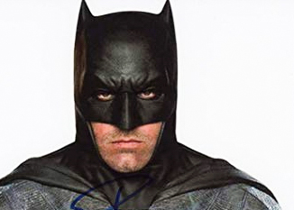 Affleck: Closest to the original comic