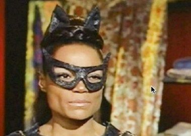 Kitt: Another eyemask but oh those cheekbones!