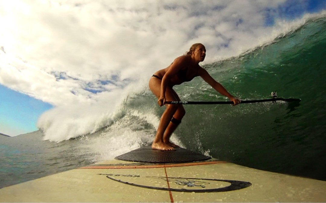 Surfing Stronger in Costa Rica