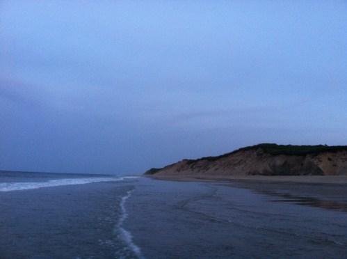 newcomb hollow beach in wellfleet, ma