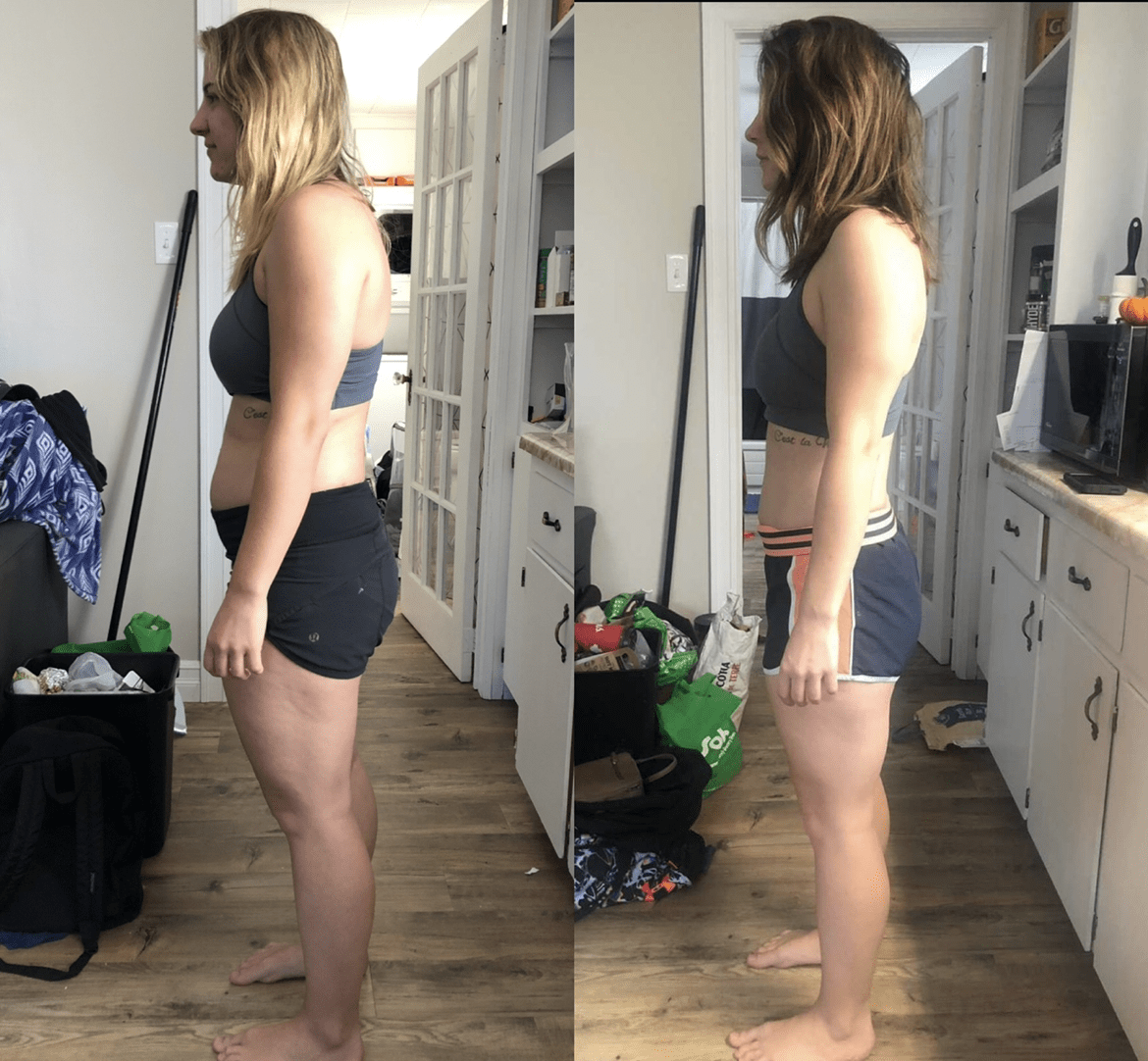 client transformation side view