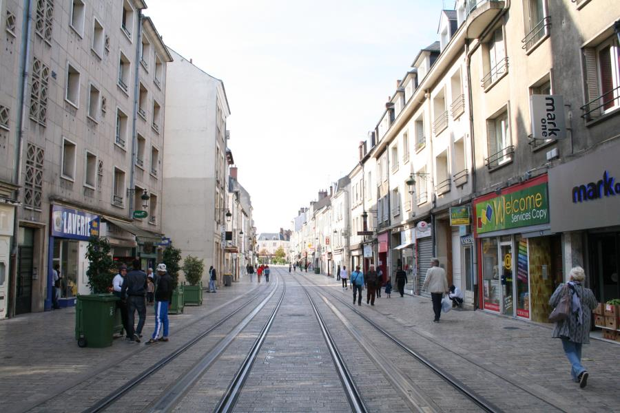 Alignement rue des carmes