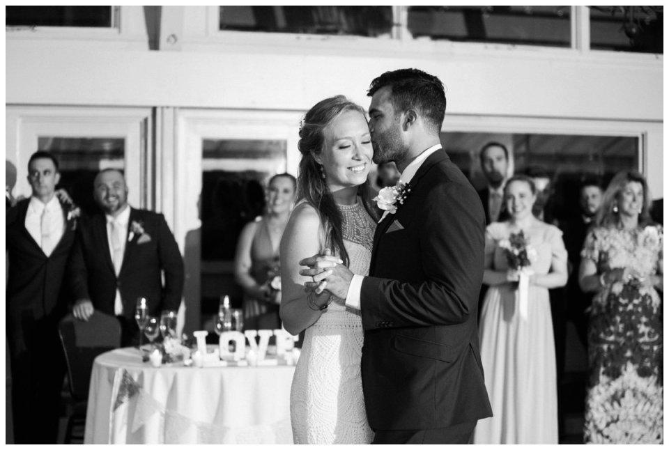 First Dance Wedding Warren Conference Center Ashland MA
