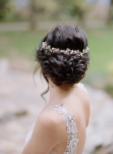 Meg Fish Photography Wedding Hairstylist base in Ithaca, New York. Wedding Hair Stylist available for weddings in the Finger Lakes area.