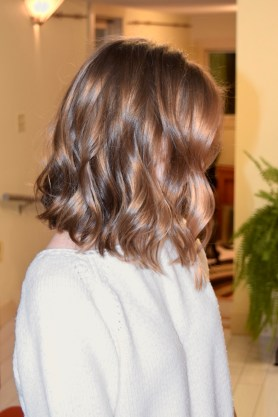 Strawberry Balayage