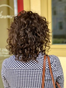 Deva Haircut Ithaca NY Ithaca Hair Salon Deva Stylist Curly hair