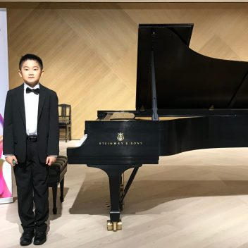 Owen Wang, CMC Finals, 2nd place winner, 10-years old category, 2018 (Montreal)