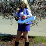 Me as Mai Valentine from Yu-gi-Oh! Time to duel!