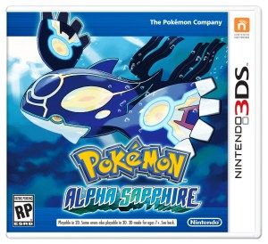 Derrick- Pokemon Alpha Sapphire for the 3DS