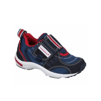 Child 01 Navy Red