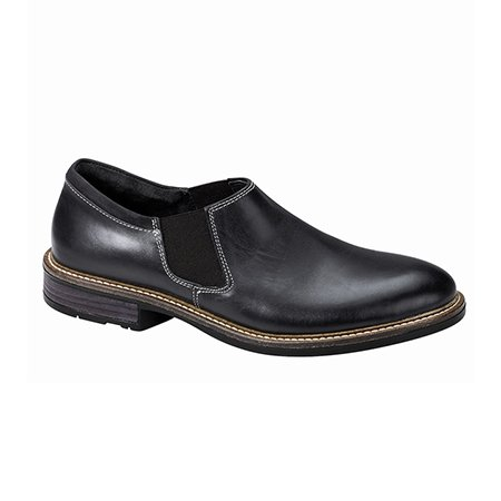 Naot Director Black Leather