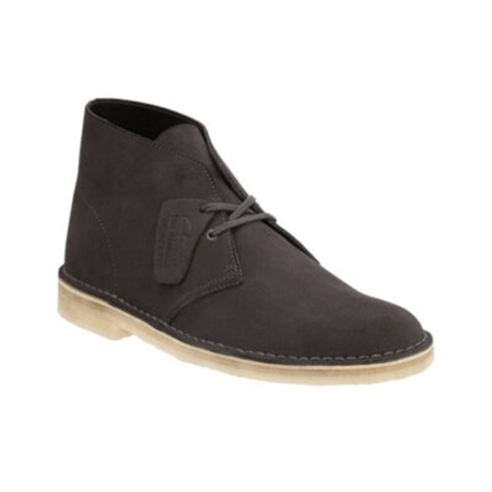 Desert Boot Charcoal Suede
