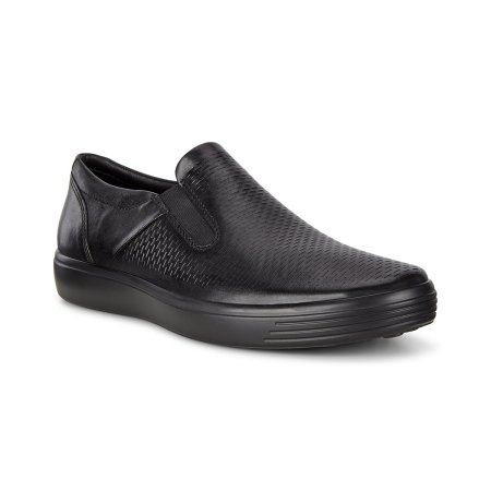 Soft 7 Slip-on Black
