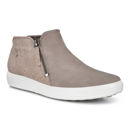 Soft 7 Low Bootie Grey Rose