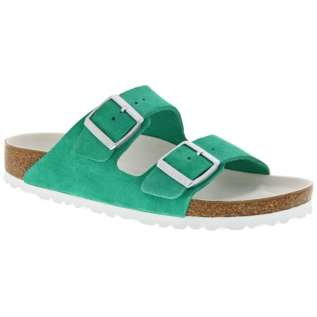 Arizona Emerald Suede