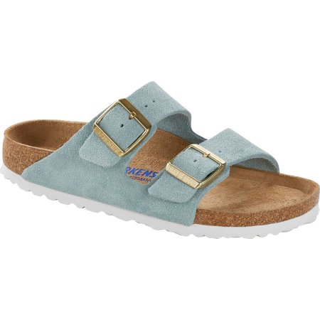 Arizona Light Blue Suede