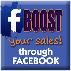 Boost your sales on Facebook!