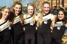 Wake Forest Dance Team