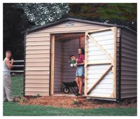 Backyard Storage - Guard Houses - ManCamps & More | Morgan ...