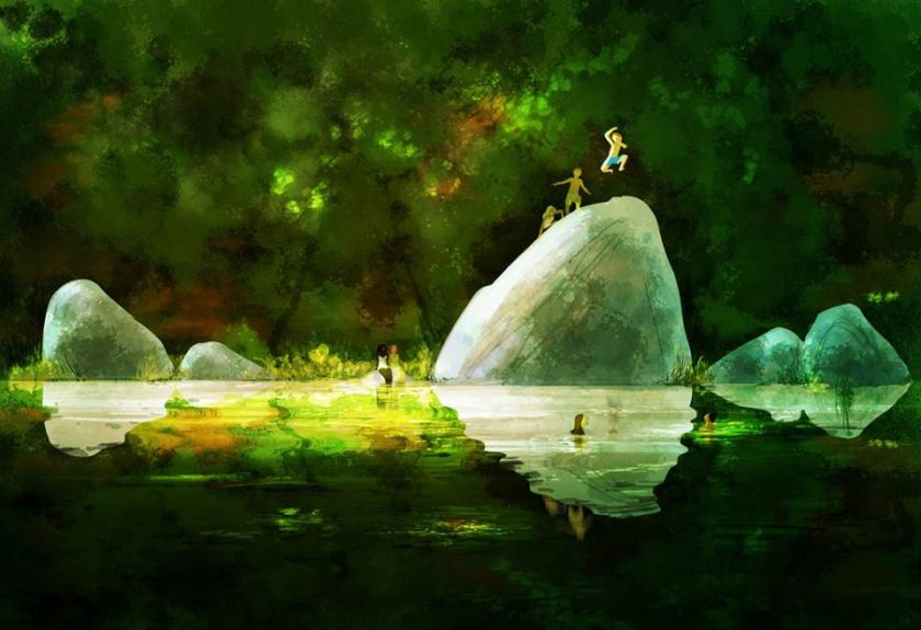 Some things get never old, by Pascal Campion