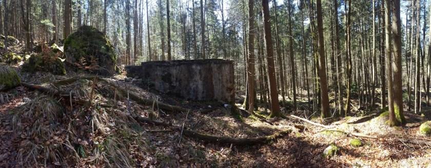 Rabenwand Königssee Pumpenhaus