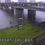 宮崎県の河川や波のライブカメラまとめ