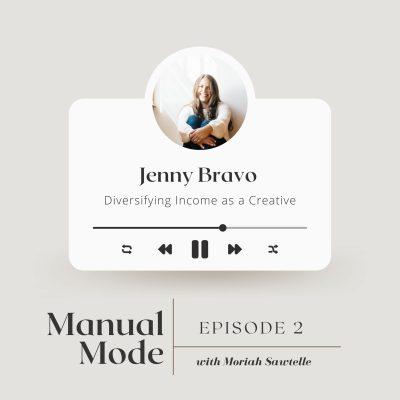 Income Diversification with Jenny Bravo
