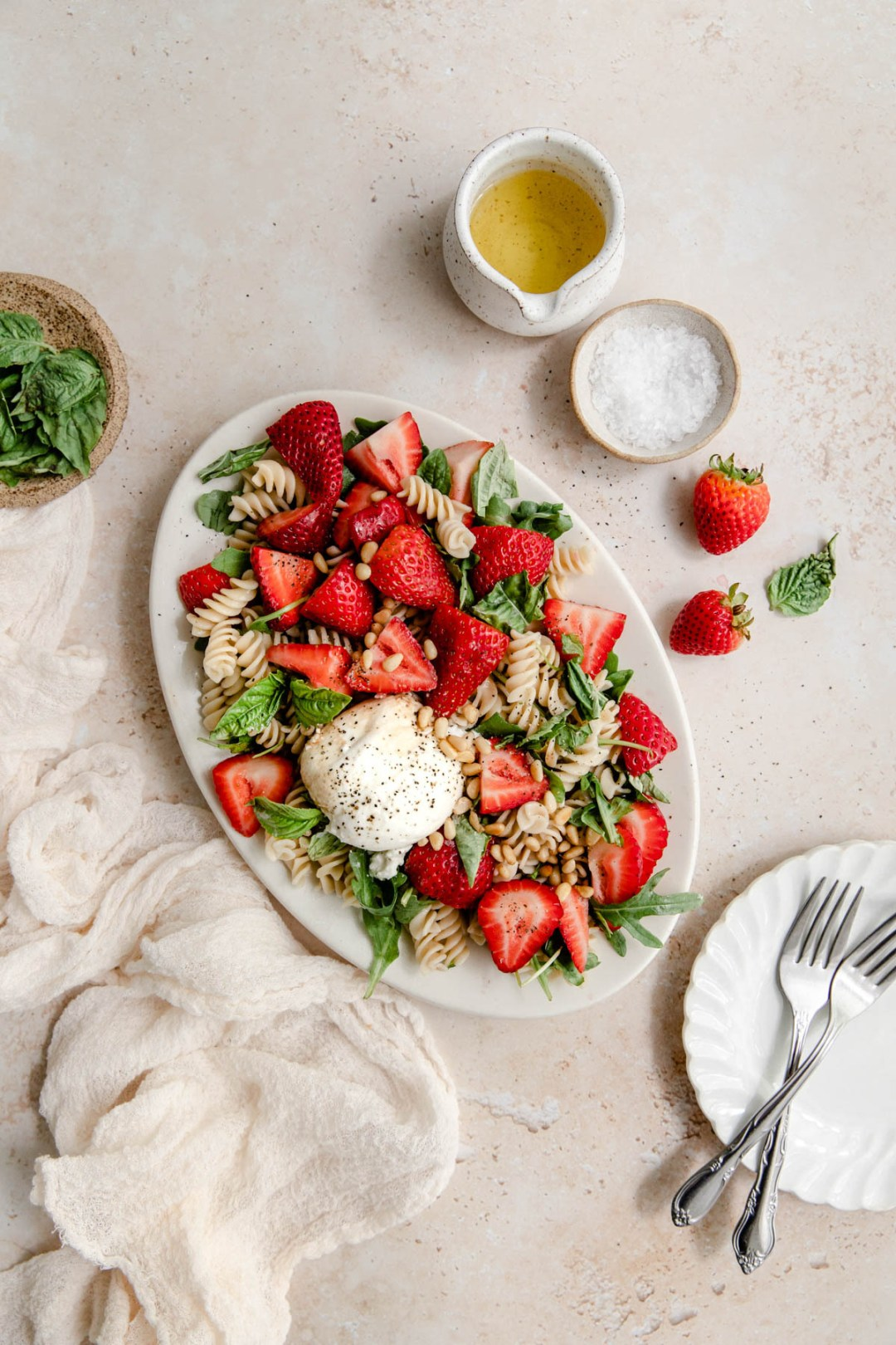 4 Food Styling Tips for Salad Food Photography