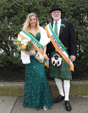 Irish Princess & Grand Marshal
