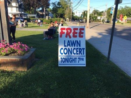 Free lawn concert - Nitework