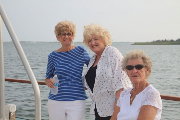 2018 Sunset Cruise - on Moriches Bay