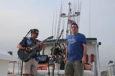 2018 Sunset Cruise - band