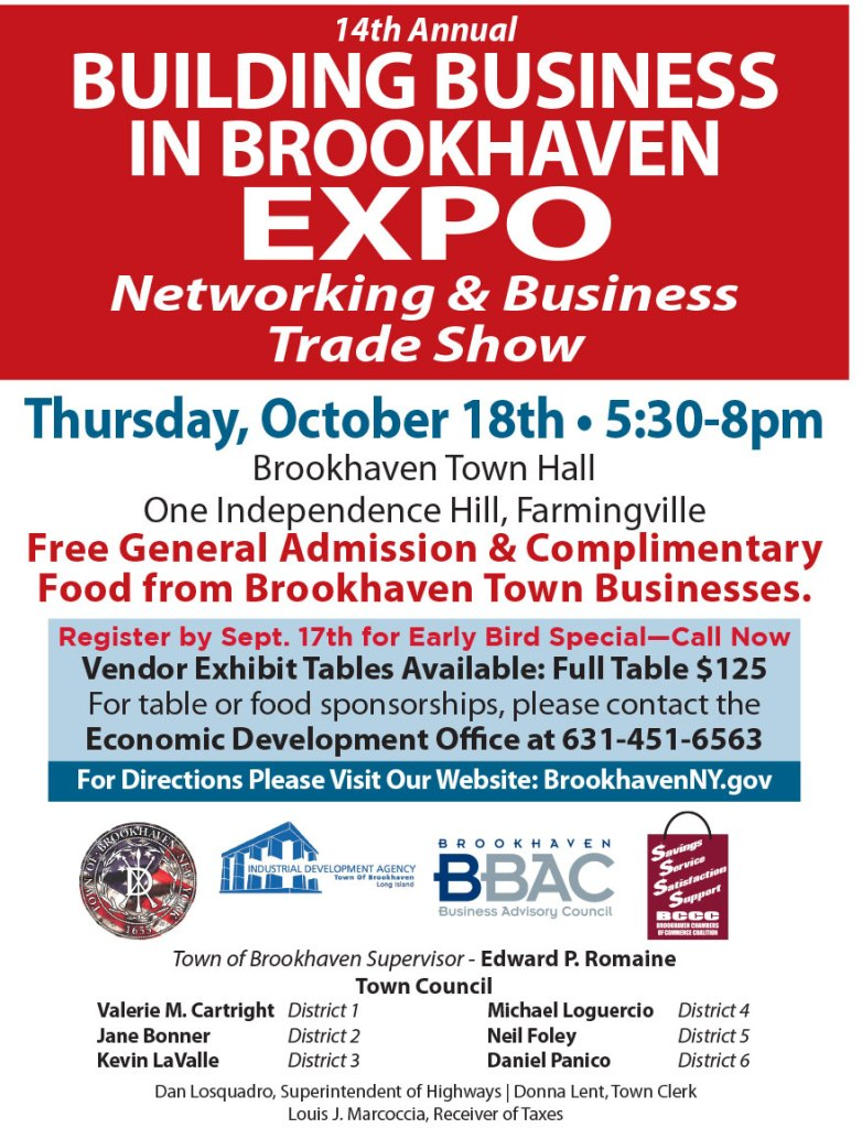 BBAC Building Business in Brookhaven Expo