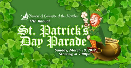 17th Annual St. Patrick's Day Parade @ Main Street | Center Moriches | New York | United States