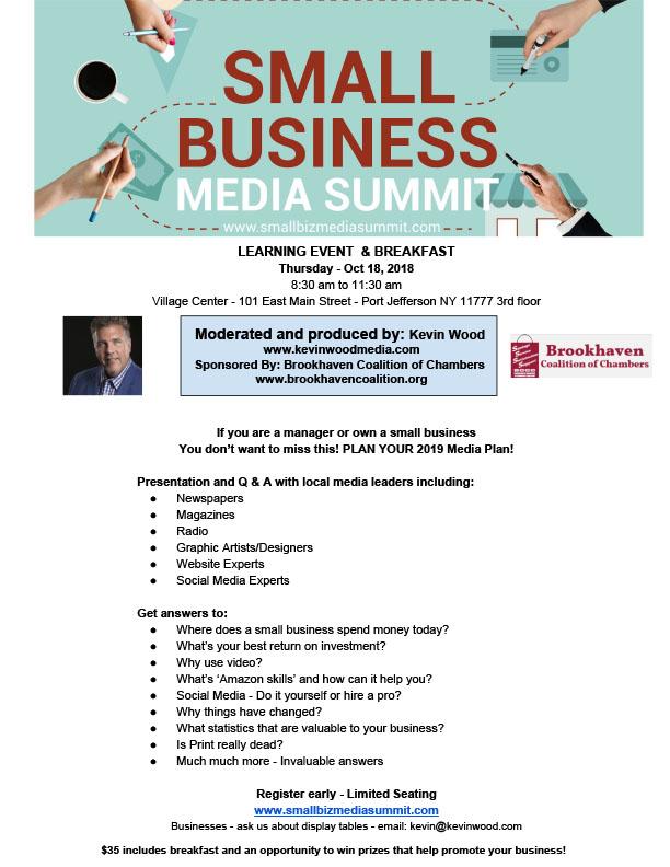 Small Business Media Summit