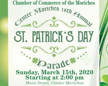 18th Annual St. Patrick's Day Parade @ Main Street | Center Moriches | New York | United States