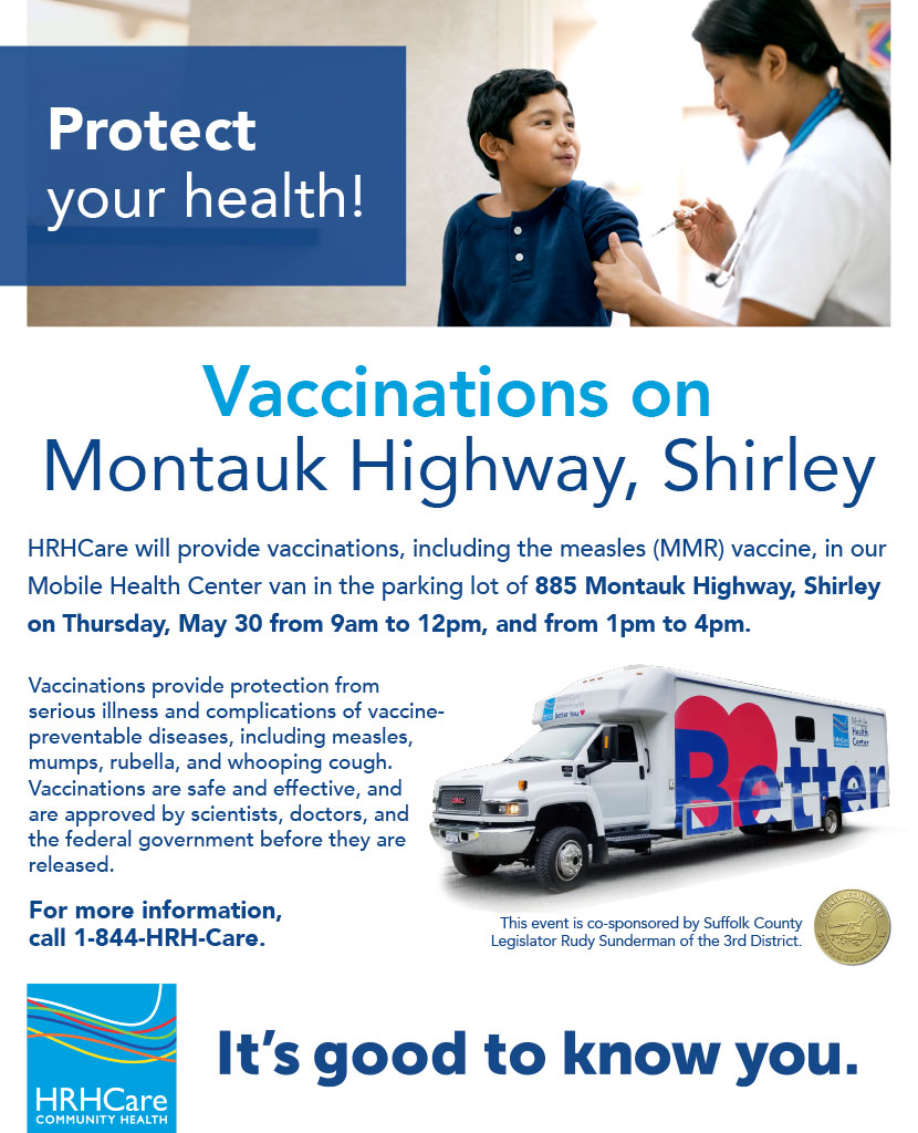 HRHCare Vaccinations
