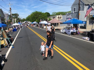 2019 Spring Fair - young families