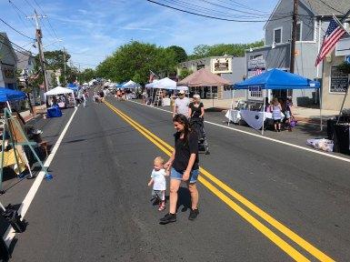 2019 Spring Fair - young families